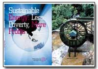 Sustainable Energy : Less Poverty, More ... by The World Bank