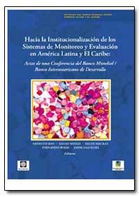 Hacia la Institucionalizacion de Los Sis... by Shand, David