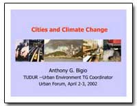 Tudur - Urban Environment Tg April 2-3, ... by Bigio, Anthony G.