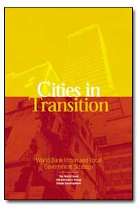 Cities in Transition : World Bank Urban ... by Hammam, Sonia