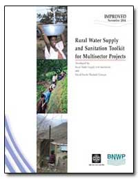 Rural Water Supply and Sanitation Toolki... by Rural Water Supply and Social Funds Thematic Group...