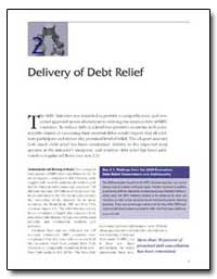 Debt Relief for the Poorest : An Evaluat... by The World Bank