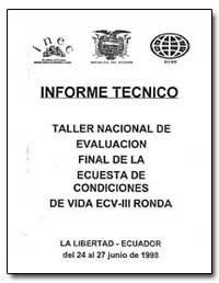 Informe Tecnico Taller Naciional de Eval... by The World Bank