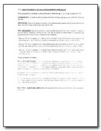 P19. Abastecimientc de Agua Permanente E... by The World Bank