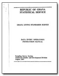 Republic of Ghana Statistical Service Gh... by The World Bank