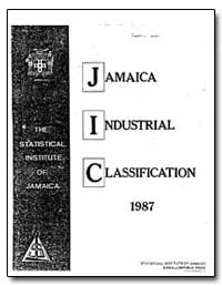 The Statistical Institute of Jamaica by James, Vernon