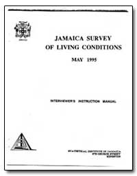 Jamaica Survey of Living Conditions May ... by The World Bank