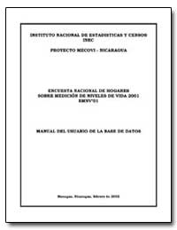 Instituto Nacional de Estadisticas Y Cen... by The World Bank
