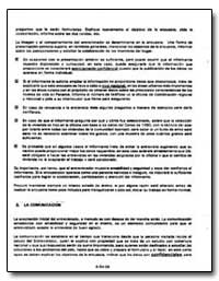 Preguntas Que le Serdn Formuladas. Expli... by The World Bank