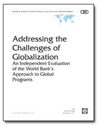 Addressing the Challenges of Globalizati... by The World Bank