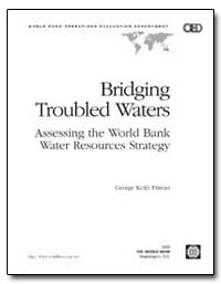Bridging Troubled Waters Assessing the W... by Pitman, George Keith