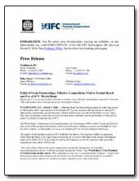 International Finance Corporation : Publ... by The World Bank