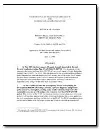 International Development Association an... by Nowak, Michael