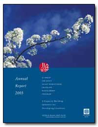 World Bank Annual Report 2003, Japan by The World Bank