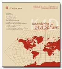 Knowledge for Development : A Learning P... by The World Bank