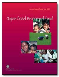 Japan Social Development Fund : Annual R... by Kusakabe, Motoo