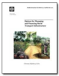 Options for Managing and Financing Rural... by Watson, Peter