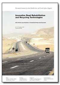 Innovative Road Rehabilitation and Recyc... by The World Bank