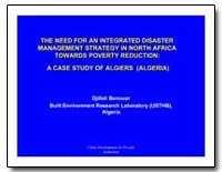 The Need for an Integrated Disaster Mana... by Benouar, Djillali