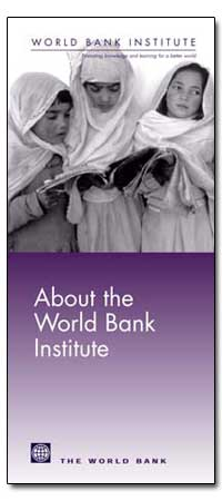 World Bank Institute : About the World B... by The World Bank