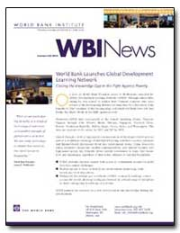 World Bank Launches Global Development L... by The World Bank