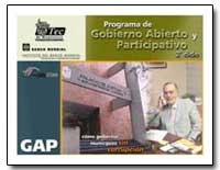 Gobierno Abierto Y Participativo by The World Bank