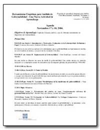 Herramientas Empiricas para Analisis de ... by The World Bank