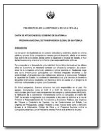 Presidencia de la Republica de Guatemala by The World Bank