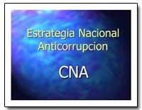Estrategia Nacional Anticorrupcion by The World Bank