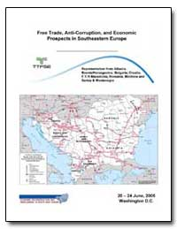 Free Trade, Anti-Corruption, And Economi... by Busek, Erhart
