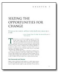 Seizing the Opportunities for Change by Mandela, Nelson