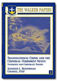 Transnational Crime and the Criminal-Ter... by Hesterman, Jennifer L.