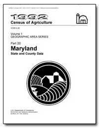Maryland by U. S. Census Bureau Department