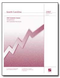 South Carolina 1997 Economic Census Tran... by Prewitt, Kenneth