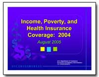 Income, Poverty, And Income, And Health ... by U. S. Census Bureau Department