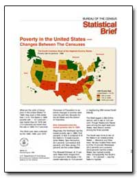 This Brief Summarizes Findings of a Stud... by U. S. Census Bureau Department