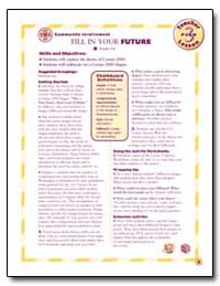 Fill in Your Future by U. S. Census Bureau Department