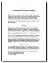 Doq Test Project : Collecting Data to Im... by U. S. Census Bureau Department