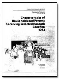 Characteristics of Households and Person... by U. S. Census Bureau Department