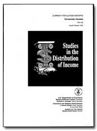 An Overview of Income Trends and Growing... by U. S. Census Bureau Department