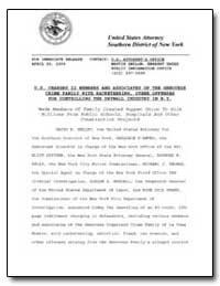 United States Attorney's Office, Souther... by United States Attorneys Office, Southern District ...