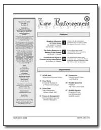 Negative Influences of Police Stress by Harpold, Joseph A.
