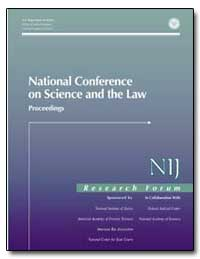 National Conference on Science and the L... by Boyd, David G.