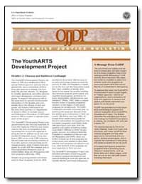 The Youtharts Development Project by Clawson, Heather J.