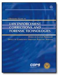 Law Enforcement, Corrections, And Forens... by Government Printing Office
