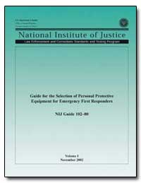 National Institute of Justice by Ashcroft, John, Attorney General