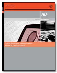 Forensic Examination of Digital Evidence... by Hart, Sarah V.