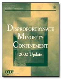 Disproportionateminorityminorityconfinem... by Flores, J. Robert