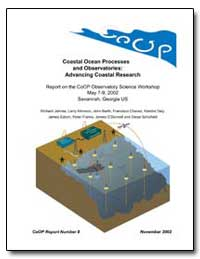 Coastal Ocean Processes and Observatorie... by Jahnke, Richard