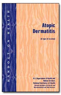 Atopic Dermatitis by Government Printing Office